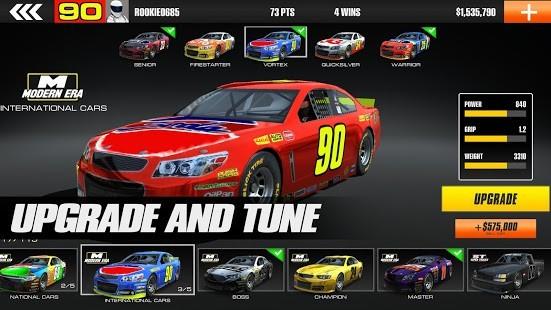 Stock Car Racing Para Hileli MOD APK [v3.5.4] 1