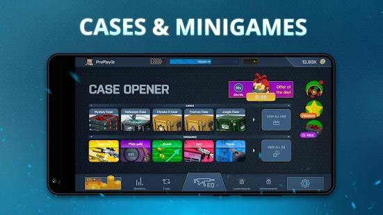 Case Opener Para Hileli MOD APK [v2.10.2] 5