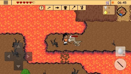 Survival RPG 3: Lost in Time Para Hileli MOD APK [v1.2.3] 4