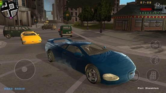 GTA Liberty City Stories Mega Hileli MOD APK [v2.4] 5