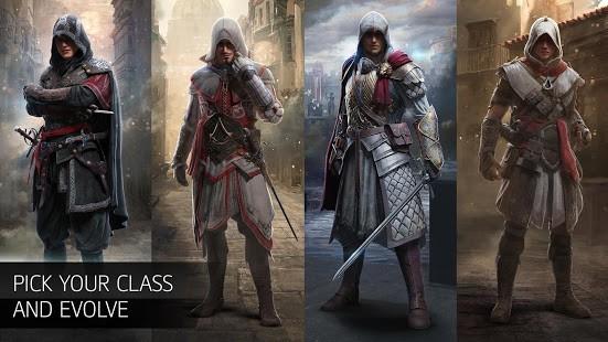 Assassins Creed Identity Full Hileli MOD APK [v2.8.3] 2