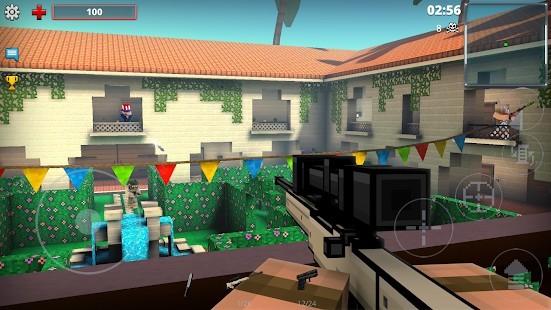 Pixel Strike 3D Mega Hileli MOD APK [v8.7.0] 1