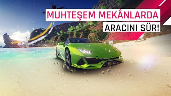 Asphalt 9 Legends MOD Menü Full APK [v2.8.4a] 6
