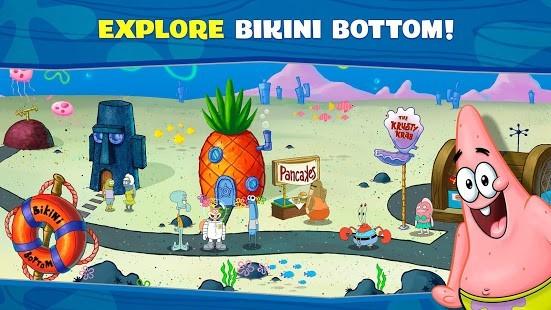 SpongeBob: Krusty Cook-Off v1.0.24 Hileli MOD APK 3
