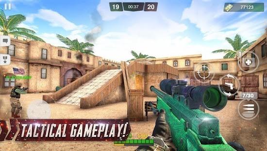 Special Ops PVP Savaş FPS Silah Online Oyunları v3.14 MOD APK 3