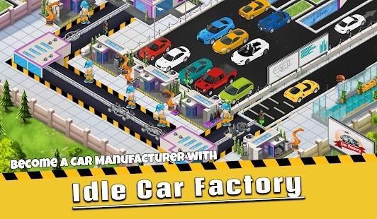 Idle Car Factory Para Hileli MOD APK [v13.0.4] 6