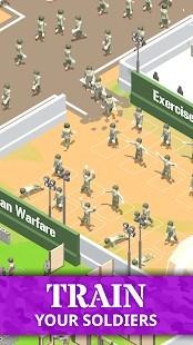 Idle Army Base Tycoon Game Para Hileli MOD APK [v1.24.1] 4
