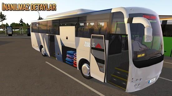 Otobüs Simulator Ultimate Para Hileli MOD APK [v1.4.7] 4