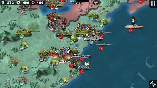 World Conqueror 4 Para Hileli MOD APK [v1.2.54] 3
