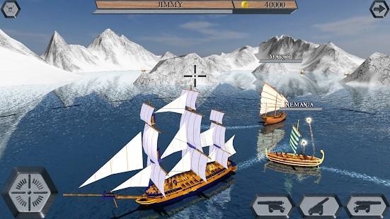 Korsan Gemileri Dünyası Para Hileli MOD APK [v4.4] 6