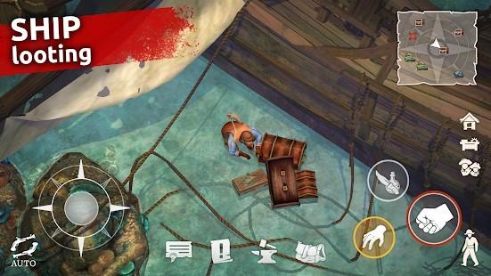 Mutiny Pirate Survival RPG Para Hileli MOD APK [v0.18.2] 4