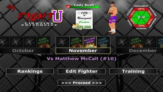 Weekend Warriors MMA Full Sürüm APK [v1.177] 2