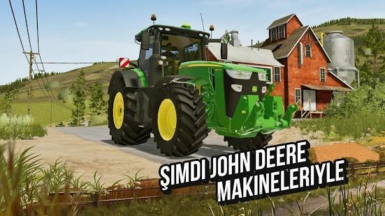 Farming Simulator 20 Para Hileli MOD APK [v0.0.0.77] 2