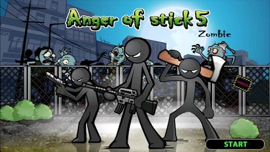 Anger of Stick 5 Para Hileli MOD APK [v1.1.54] 6
