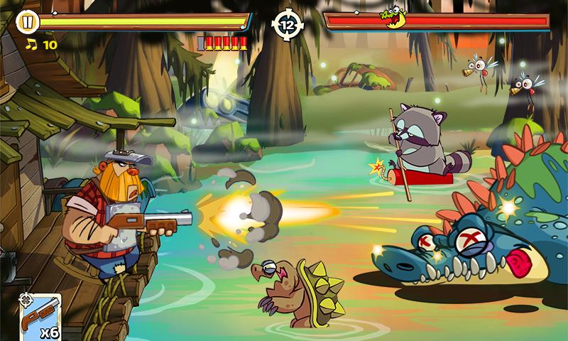 Swamp Attack 2 Elmas Hileli MOD APK [v1.0.13.15] 2
