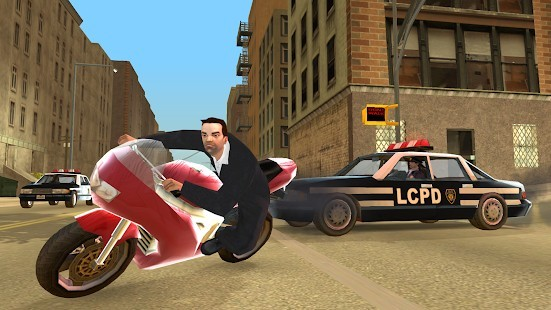 GTA Liberty City Stories Mega Hileli MOD APK [v2.4] 6