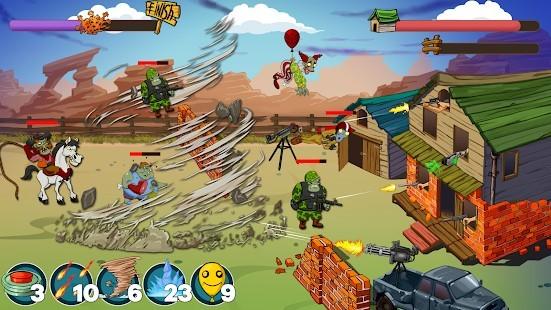 Zombies Ranch Para Hileli MOD APK [v3.0.9] 3