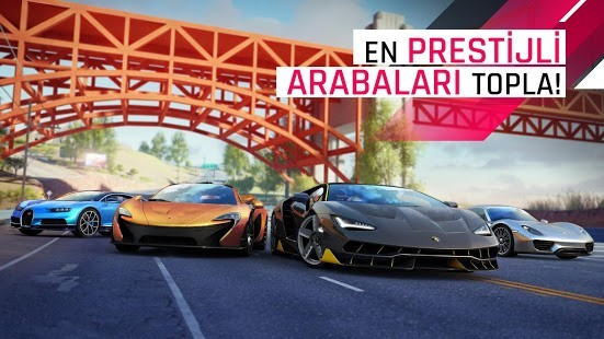 Asphalt 9 Legends MOD Menü Full APK [v2.8.4a] 5