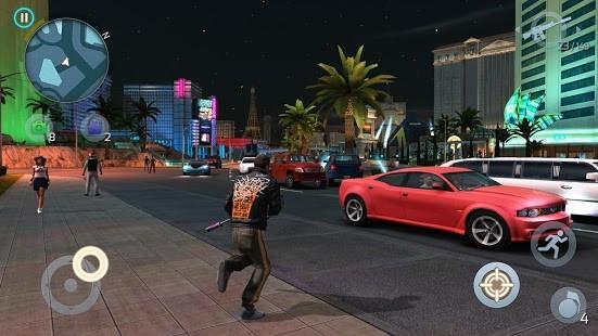 [VIP] Vegas Gangsteri Para Hileli MOD APK [v5.4.1a] 6