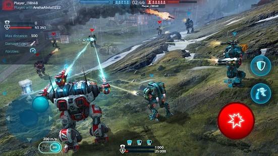 Robot Warfare Mermi Hileli MOD APK [v0.4.0] 3