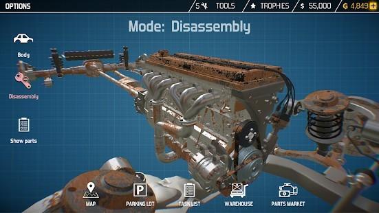 Car Mechanic Simulator 21 Para Hileli MOD APK [v2.1.27] 5