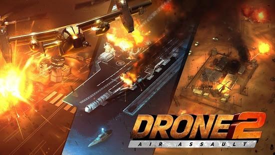 Drone 2 - Air Assault Para Hileli MOD APK (v2.2.142) 6