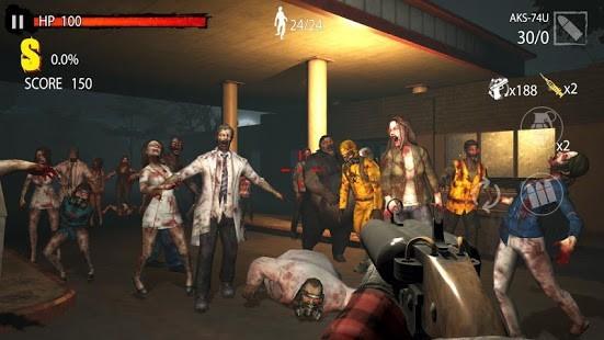 Zombie Hunter D-Day v1.0.818 MOD APK 2