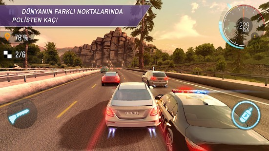 CarX Highway Racing Araba Hileli v1.71.1 MOD APK 5